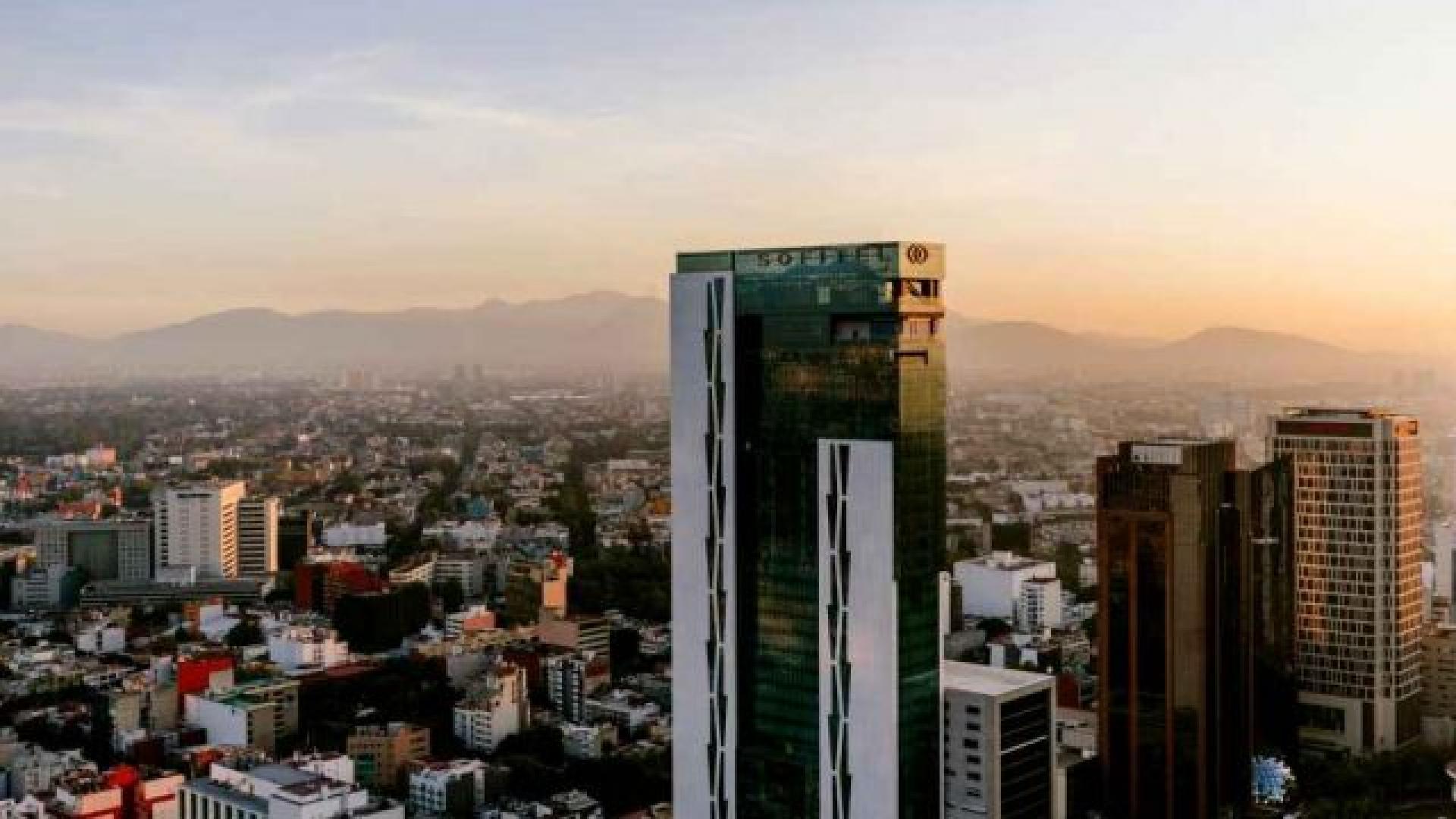 Sofitel Mexico City Reforma, hospitalidad con sello francés