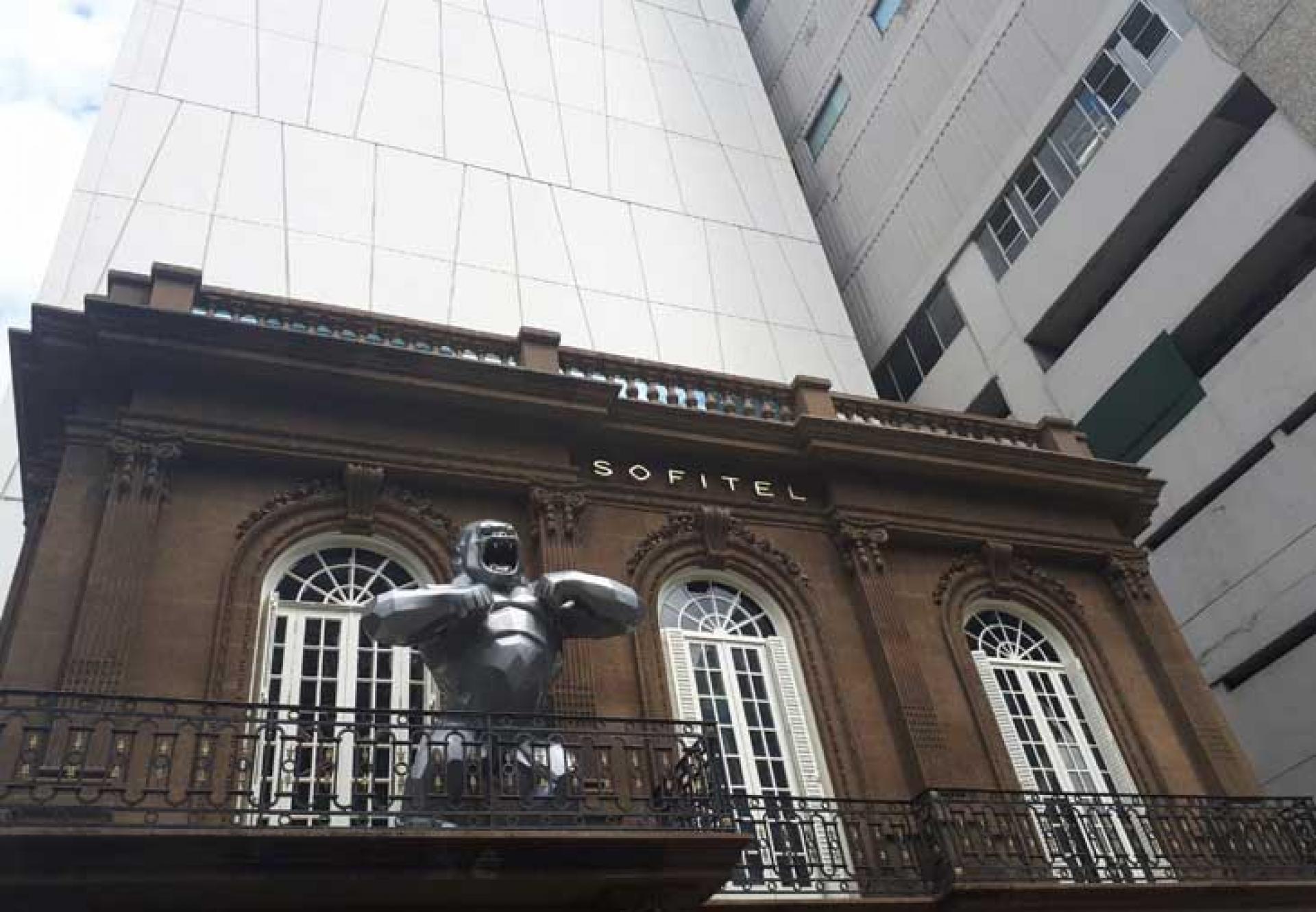 Las primeras imágenes al interior del nuevo hotel de Sofitel en México