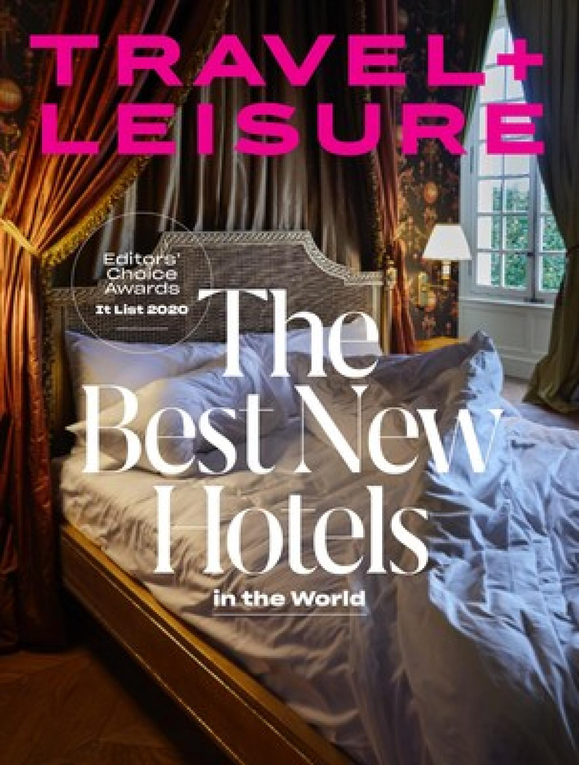 Travel + Leisure Releases 15th Annual It List, An Editor-Curated Collection Of The Best New Hotels In The World