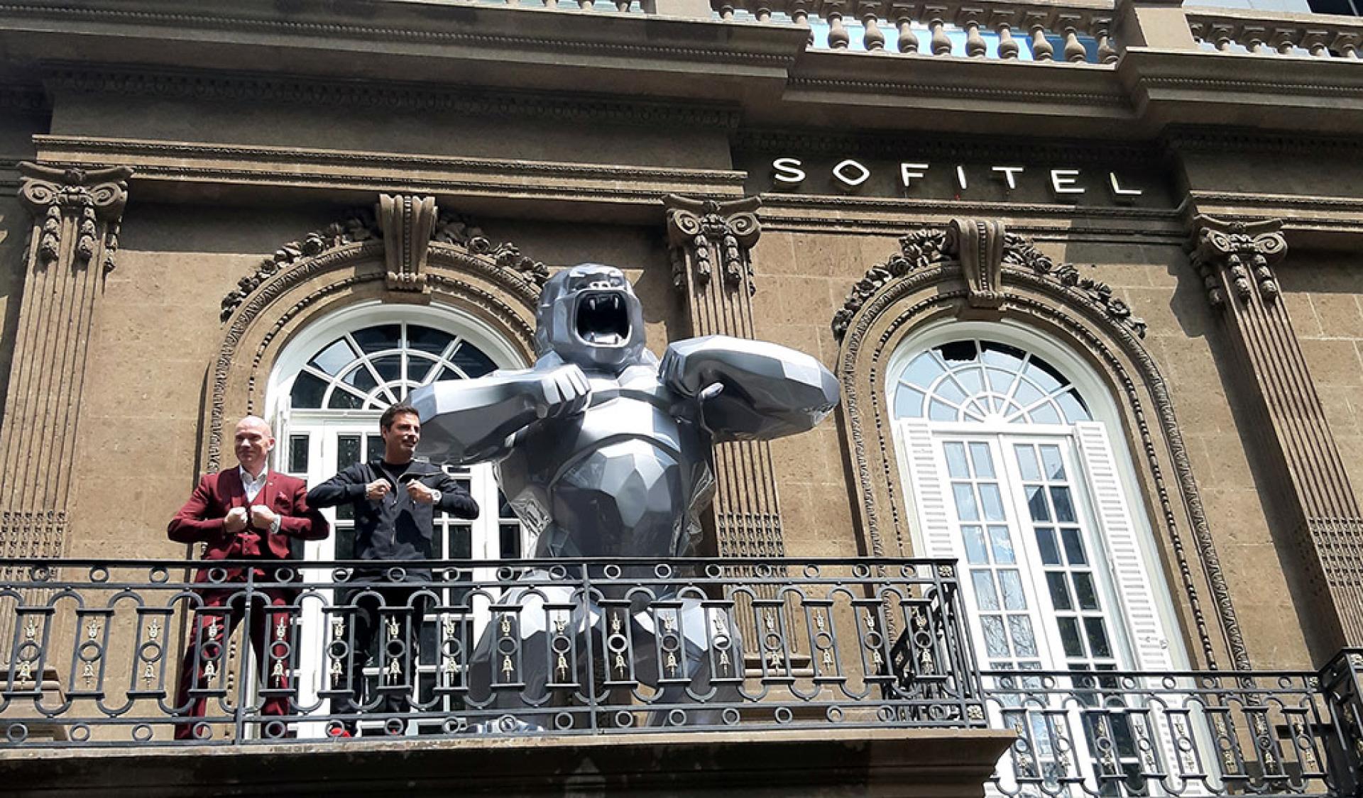 Sofitel Mexico City Reforma apuesta al arte y la cultura