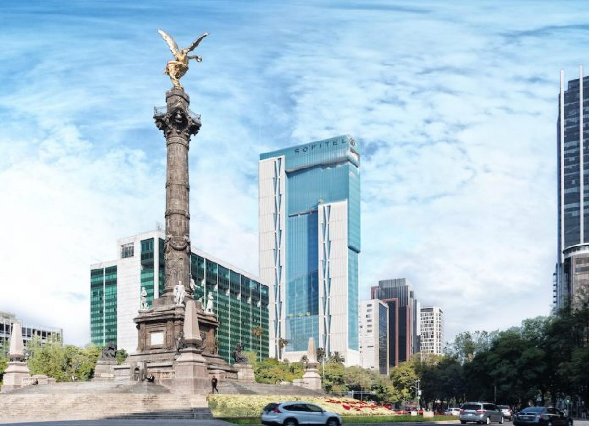 El primer hotel de la lujosa cadena SOFITEL llegará a México este año